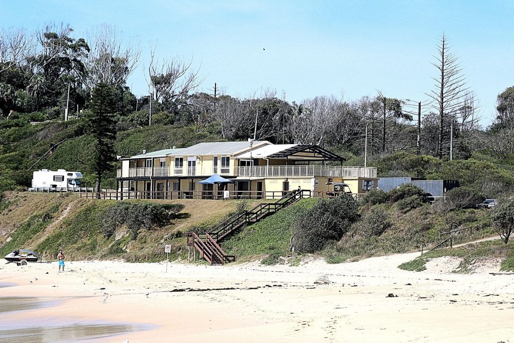 Catherine Hill Bay Surf Club 1